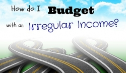 6 ways to budget and save on an irregular income