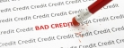 I have a bankruptcy and bad credit